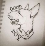 Good Boy by CaptainMotionless