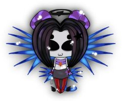 Gaia Commission:: VioletGyrll by Lucora