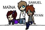 My ninja Team by sim-phil