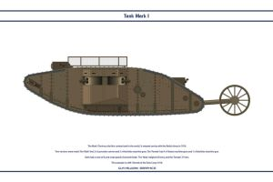 Tank Mk I Female by WS-Clave