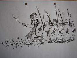 arthurians by foojer