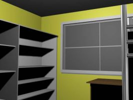 My 3D Room..5 by Veester
