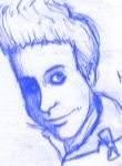 Mistah Tre Cool Doodle by GreenDay-Toons