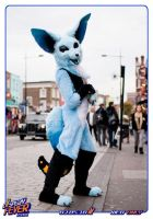 Sky: The Fox of Camden Town by CuriousCreatures