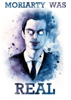 Moriarty was real by Limestrap