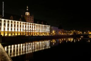 Wroclaw by night[4] by animisiewaz