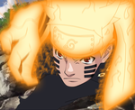 Naruto 695 - The Power To Stop My Friend by EverlastingDarkness5