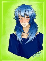 Aoba- Feeling Green by SpottyHiro