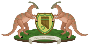 Greater Coat of Arms of Tikani by CoralArts