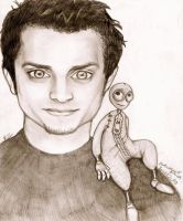 Elijah Wood and 9 by NatsumeWolf
