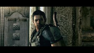 Chris Redfield Screenshot 7 by Captain-AlbertWesker