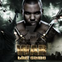 The GAME CD COVER by Dyna-MIC