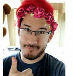 Flower Crown Edit #4-Markimoo by UnconsciousEcho