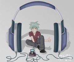 Headphones by chiengot