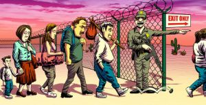 Illegal Immigrants by Osmont2