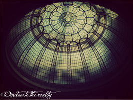 Window to the reality - For Stevepr56 by Tumbling-Star
