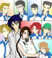 Prince of Tennis by touga