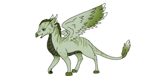 Dragon Hatchling 1 by Hippie30199