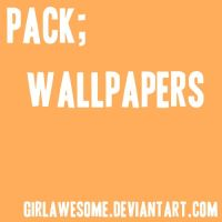 Pack wallpapers by Pinbu