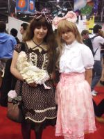 Two Lovely Lolitas by ImaginaryRoses