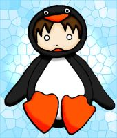 Penguin's costume by Nodame-sama