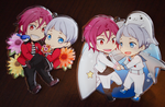 Rintori Acrylic Charms by gem2niki