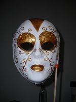 Venetian Masks 10 by Pressley-Portfolio