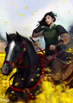 Mulan by MeTaa