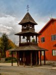 New Skete Bell Tower by funygirl38