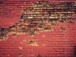 Red Brick by LyndellLee