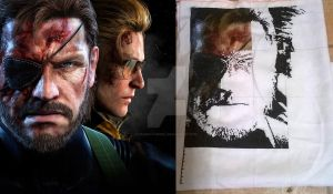 MGSV: Ground Zeroes Project Update 04 by Snake-Fangirl