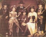 Old Wild West Family by Taneja