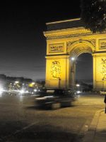 Paris, Arc de Triomph by FastDevil76