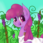 Goddess of the Grape Harvest by Johansrobot