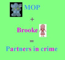 Mop + Me - partners in crime by dancefever92