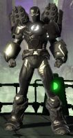 War Machine updated (DC Universe Online) by comix-fan