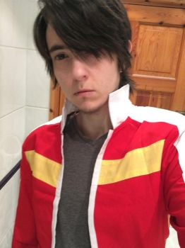 Keith [Voltron Legendary Defender] - Test 8 of 10 by ruuwolf