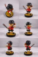 Ness Scout TF2 by ChibiSilverWings