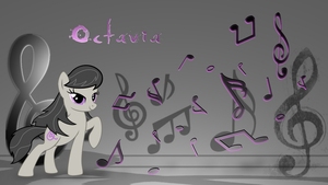 Octavia Wallpaper by ThePunkyRabbid