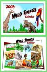 Wild Things Calendar 2006 by ArtistLuver