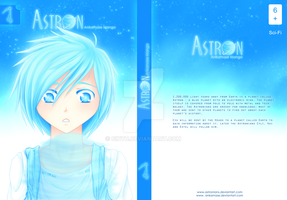 Astron Manga Cover by cinyu