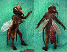 Bzzt Mosquito by temperance