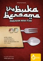 the buka bersama by darwinLab