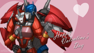 (Request) Causeway + Optimus Prime by SHArtII