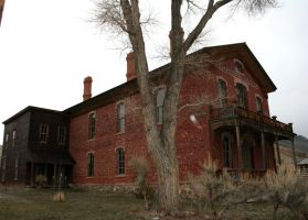 Bannack Ghost Town 42 by Falln-Stock