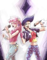 Rock N Rollin by saturdaymorningproj