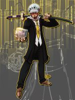Trafalgar Law: Strong World by FooRay
