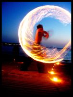 Fireshow at MAMBO, Ibiza - I by the-pRofile
