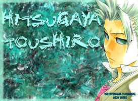 Hitsugaya - Wallpaper by Lyghtnin13