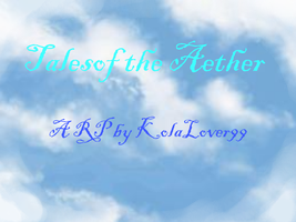 Tales of the Aether Logo by KoalaLover99